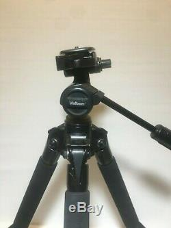 Velbon Sherpa Pro CF Professional Carbon fiber Tripod with Velbon PH-157Q Head