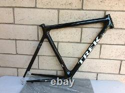 Vintage Trek Carbon Frame only 56cm in Nice condition 1 Head Tube