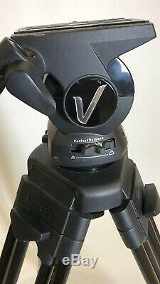 Vinten 5as Video Fluid Head Carbon Fiber DSLR Tripod