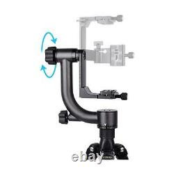 YELANGU A19 Carbon Fiber DSLR Camera Gimbal Tripod Head