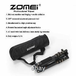 Zomei Z669C Camera Tripod Carbon Fibre Lightweight DSLR Monopod with Ball Head
