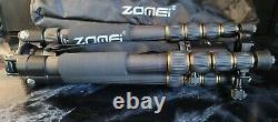 Zomei Z888C Portable Carbon Fiber Tripod Stand With Ball Head
